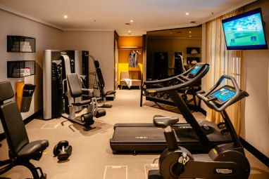 Vienna House QF Dresden: Fitness-Center
